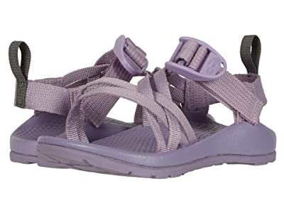 Chaco Kids ZX1 EcoTread (Toddler/Little Kid/Big Kid) (Lavender Frost) Girls Shoes