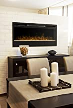 opti myst fireplace with heat