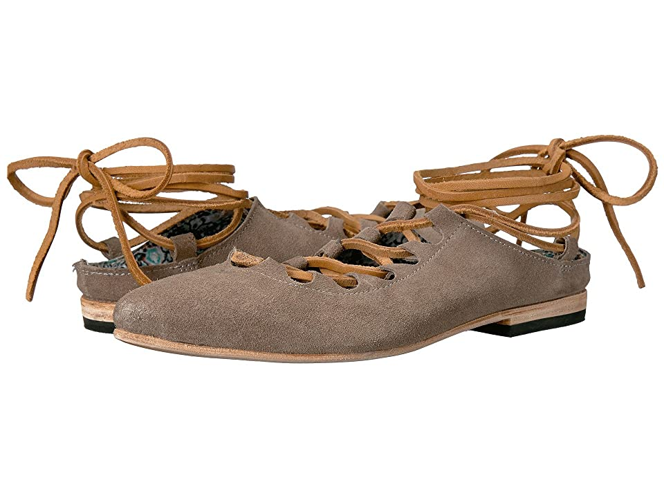 Freebird Enya (Grey Suede) Women