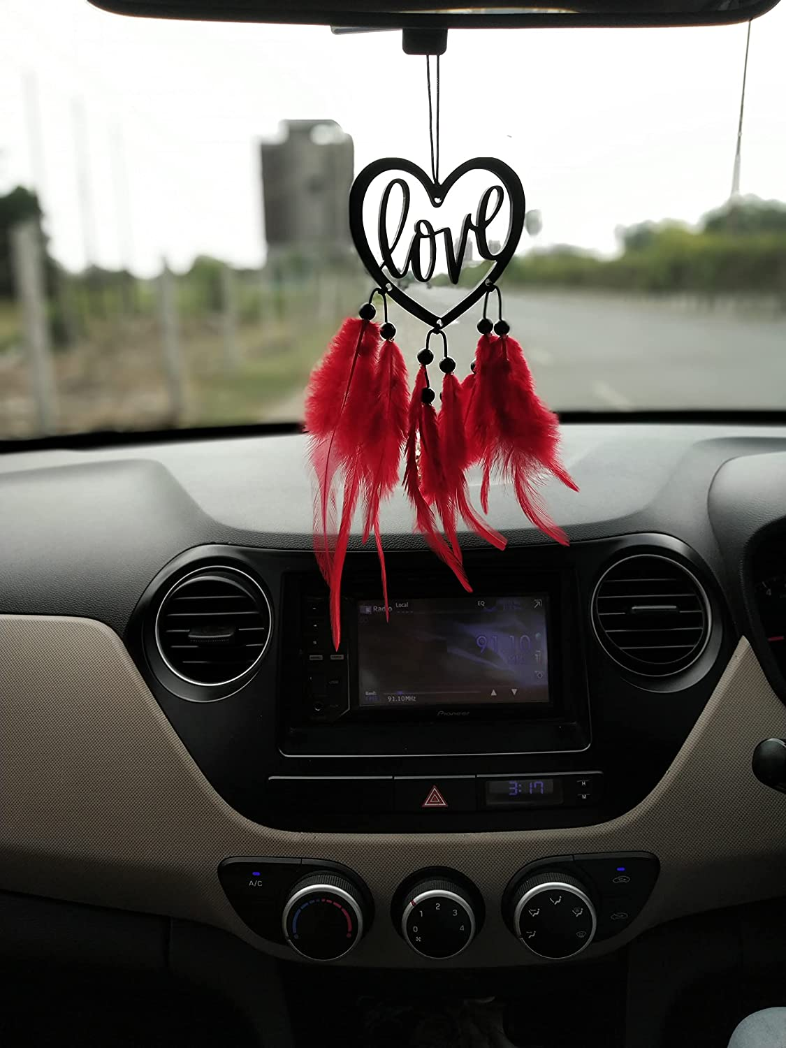 Love Theme car Hanging Accessory