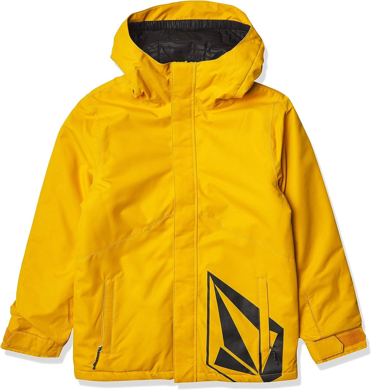 Volcom Boys' 17forty 激安通販販売 Jacket Insulated Snow 人気上昇中