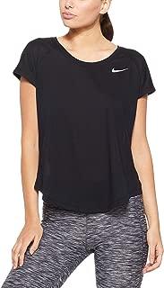 Nike Women's Tailwind Short Sleeve Top