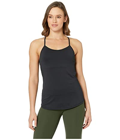 manduka Breeze Support Cami (Black) Women