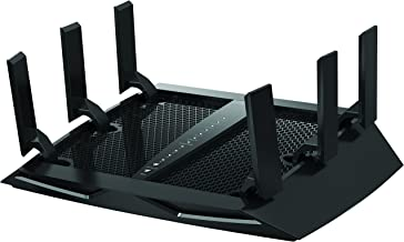 NETGEAR Nighthawk X6 AC3000 Dual Band Smart WiFi Router, Gigabit Ethernet, Compatible with Amazon Echo/Alexa (R7900)