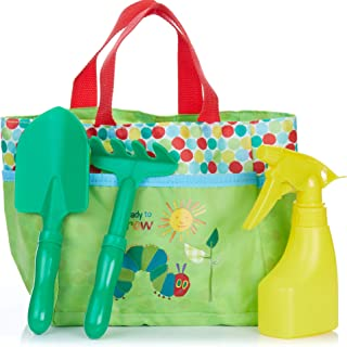 World of Eric Carle, The Very Hungry Caterpillar Tote Bag with Accessories