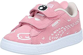 Puma Suede Monster Family, Girls Sneakers, Pink