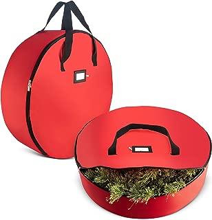 Best christmas wreath storage holders Reviews