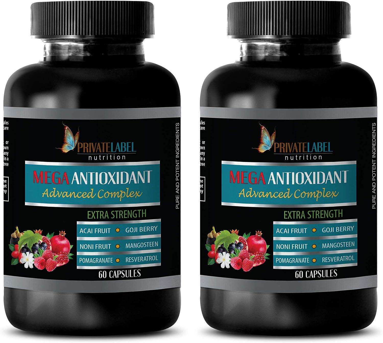 antioxidant Extreme Health Brand new Force - MEGA Com Advanced ANTIOXIDANT 5 ☆ very popular