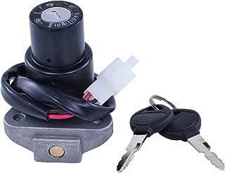 Three Position Ignition Key Switch For Yamaha Moto RD XS 400 650 750 850 SR 250 / XV 750 920 / XJ 550 650 750 900 Midnight Virago 750 Seca 1978-1999