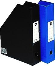 MARBIG(R) 2010001 Magazine File A4 PVC Blue, A4 PVC Blue