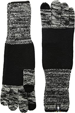 Winter Valley Stripe Gloves