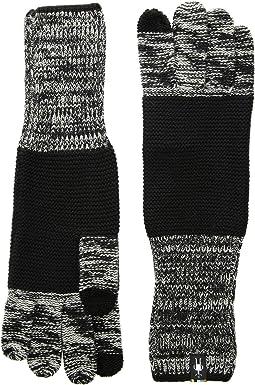 Winter Valley Stripe Gloves