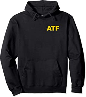 ATF Pullover Hoodie