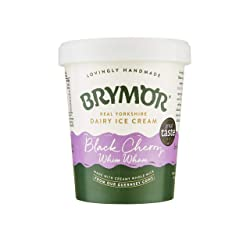 Brymor Black Cherry Icecream, 500 ml