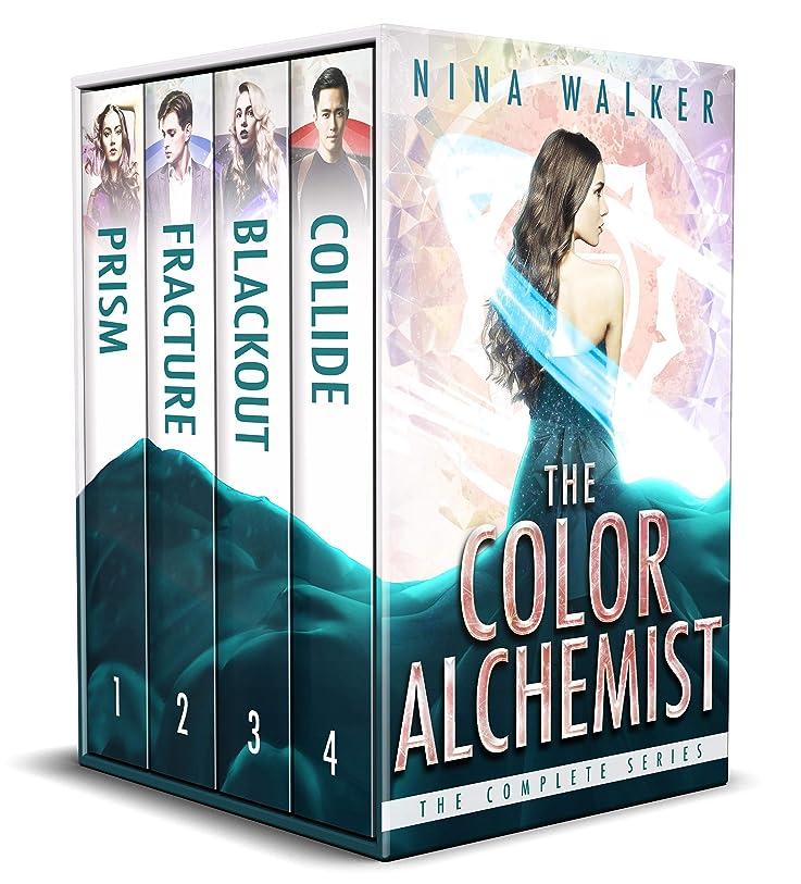 滴下個人的に新しさThe Color Alchemist: The Complete Series (English Edition)