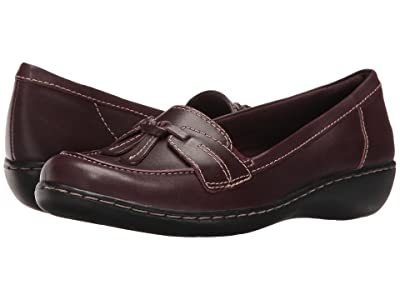 Clarks Ashland Bubble (Burgundy) Women