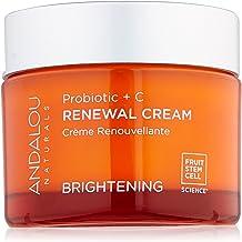 Andalou Naturals Face Cream Probiotic C Renewal 50 ml(1.7 fl oz)