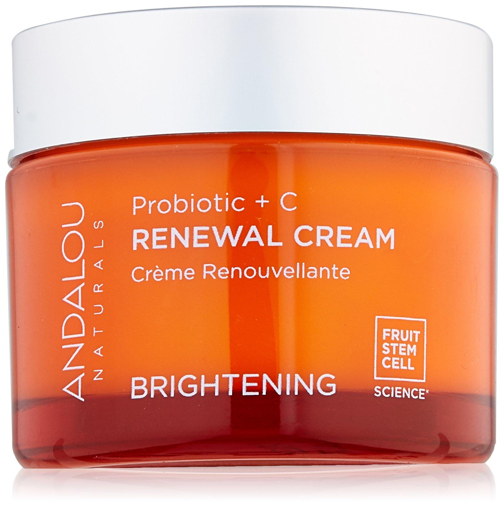 Andalou Naturals Cream Probiotic Renewal