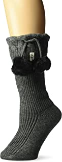 Women's Pom Short Rainboot Sock