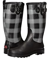 Chooka - Lumber Buffalo Plaid Rain Boot