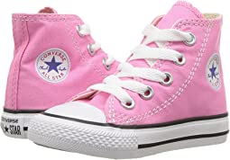734f6e5bedeb Converse Kids. Chuck Taylor® All Star® Core Hi (Infant Toddler).  35.00.  5Rated 5 stars. Pink. 1108
