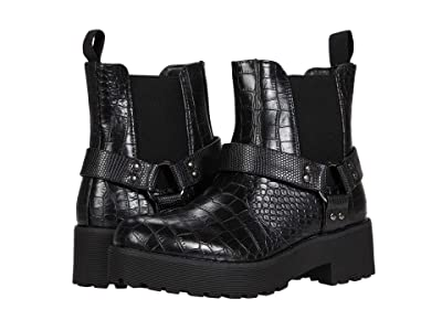 Dirty Laundry Make It (Black Croco) Women