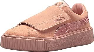 Women's Platform Strap Satin En Pointe Wn Sneaker