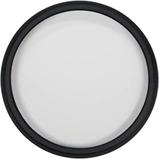 Belmalia 62mm UV Filtro de Barrera per Protección Aluminio Negro