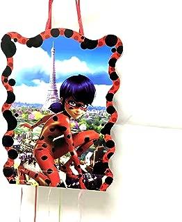 Miraculous Ladybug Pinata for Kids Children Birthday Party