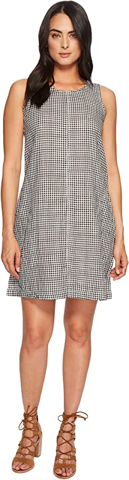 Whitney Gingham Dress with Pockets