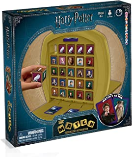 Top Trumps Harry Potter Match Board Game
