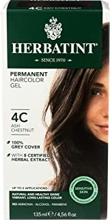 Herbatint, Hair Color Ash Chestnut 4c, 4.56 Ounce