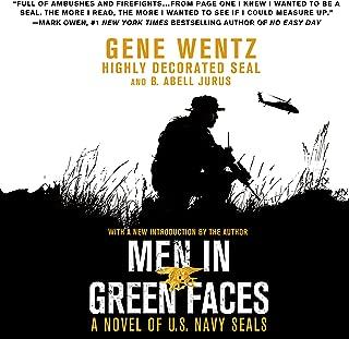 green faces