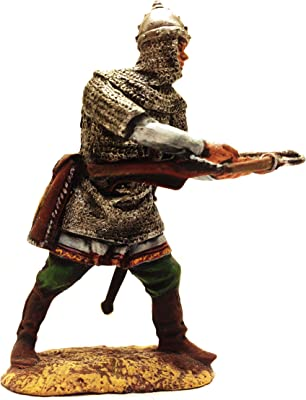 Tin Soldiers 54mm German arbalester early 14th Century M18