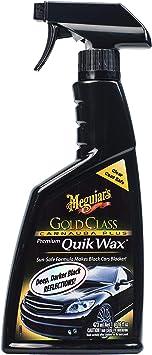 MEGUIAR'S G7716 Gold Class Carnauba Plus Premium Quick Wax 16 Oz.: image