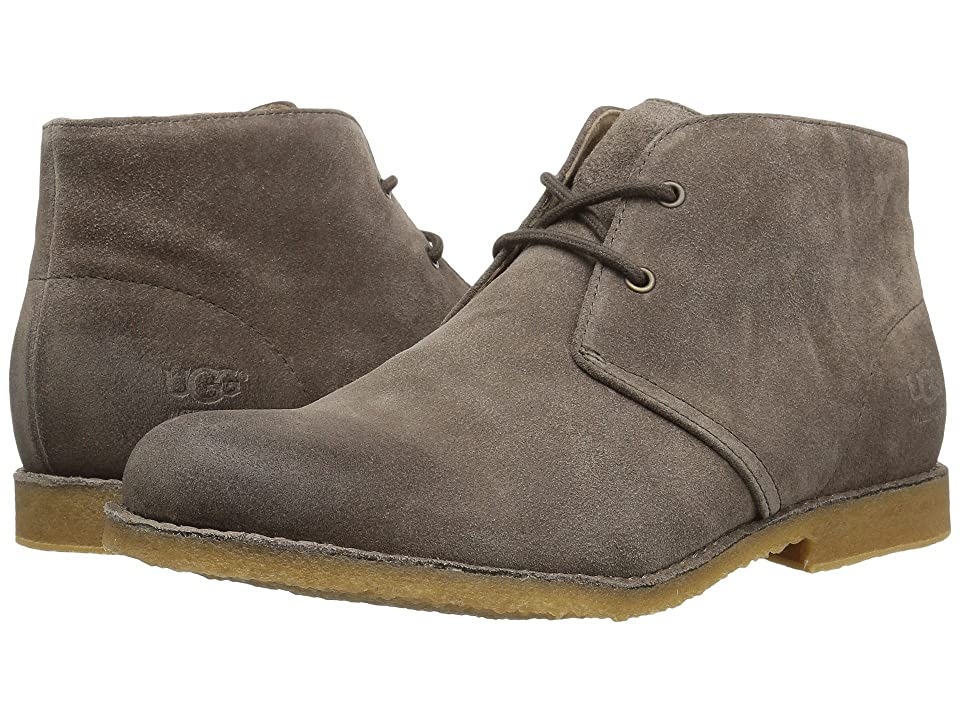 UGG Leighton Waterproof (Slate) Men