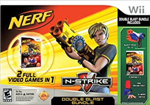 Nerf: N-strike Double Blast (Nintendo Wii, 2010)