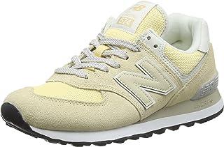 baskets new balance femme beige