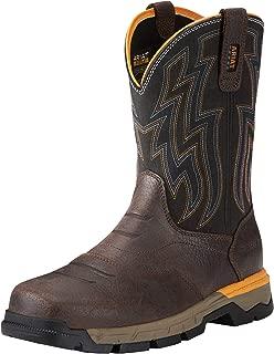 Men's Rebar Flex Western Composite Toe Work Boot