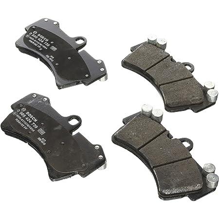 PCD1014H FRONT Premium Ceramic Brake Pads Fits  07-12 Audi Q7W//Hardware Kit