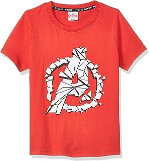 Marvel Boys TU8842 Boys fashion S/Slv t-shirt