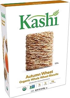 Kashi Organic Autumn Wheat Breakfast Cereal - Vegan   16.3 Oz Box