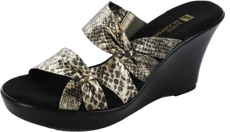 WHITE MOUNTAIN Women's Sandal Ranking TOP18 OFFicial store Origami
