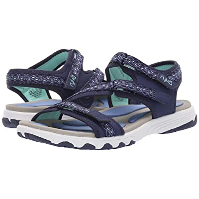 Ryka Ginger (Medieval Blue/Mint) Women