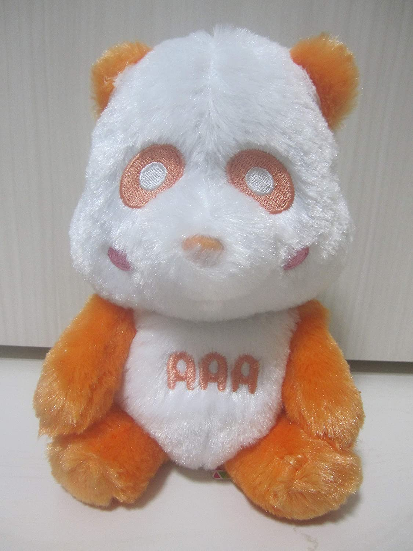 AAA Eh panda posing stuffed Takahiro Nishijima orange orange