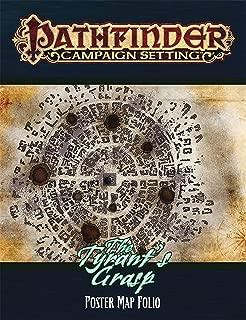 Pathfinder Campaign Setting: Tyrant's Grasp Poster Map Folio