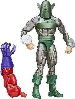 Marvel 6 Inch Legends Forces of Evil Whirlwind Action Figure (Build Red Skull)