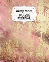 Army Mom Prayer Journal: 60 days of Guided Prompts and Scriptures   Watercolor #3