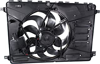 Garage-Pro Cooling Fan Assembly for VOLVO S60 2011-2018/XC70 2008-2016 Single Fan 2.0L/2.5L/3.0L/3.2L Engine