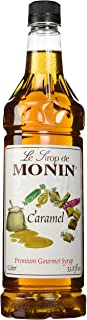 monin coffee syrup 1 litre